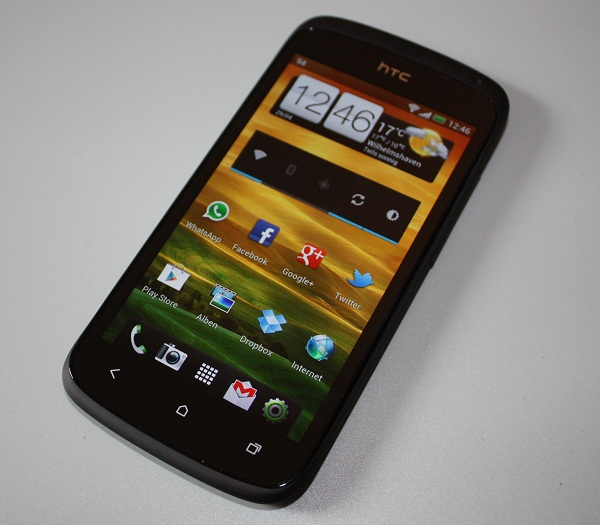 HTC One S mit Snapdragon S4 Power im Test (Videos)