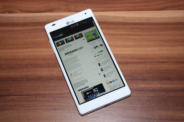 LG P880 Optimus 4X HD mit Nvidia Tegra 3 Quad Core Power im Test