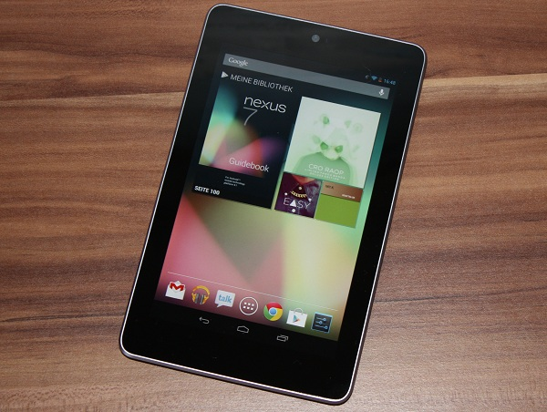 Google Nexus 7 im Test (Videos)