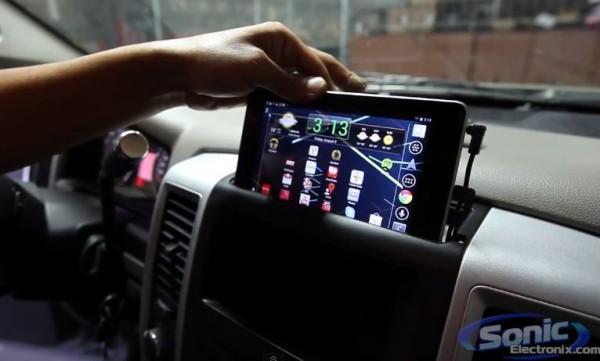 Установка планшета в автомобиле своими руками - Компания Экоглоб