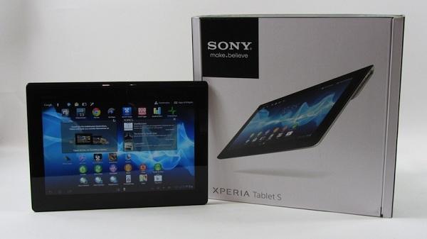 Sony Xperia Tablet S im umfangreichen deutschen ...