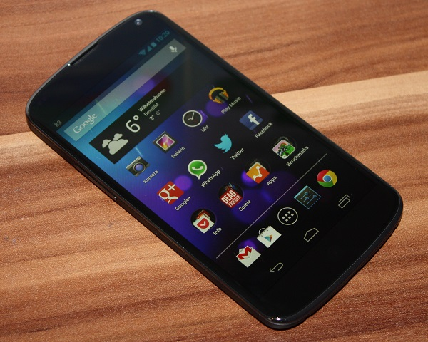Nexus 4 im abschlieenden Test (Videos)