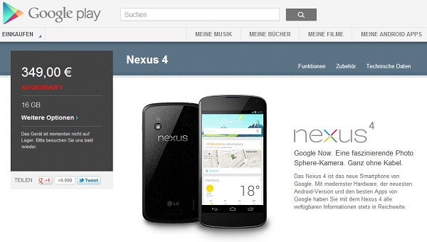 nexus_4_ausverkauft