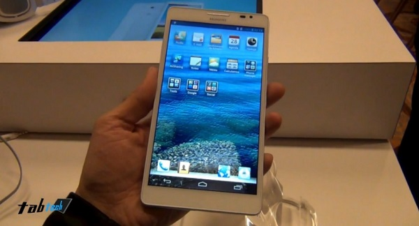 Huawei Ascend Mate Ces2013
