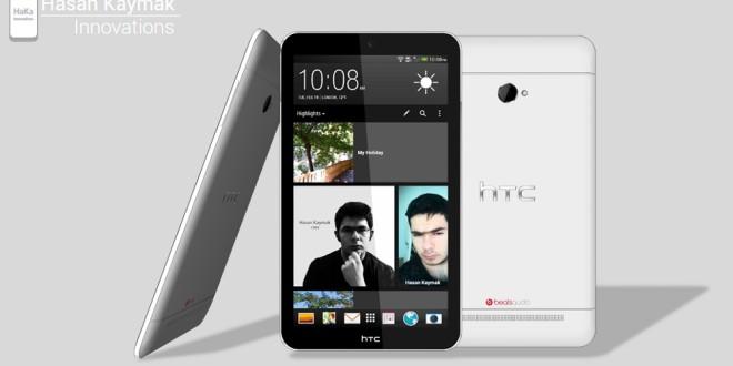 Konzept: HTC One Tablet mit 7 und 10 Zoll