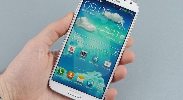 Samsung Galaxy S4 im ersten umfangreicheren Test (Video)