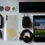 Sony Xperia Z ausgepackt