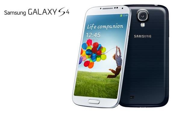 Samsung Galaxy S4 mit Quad Core und LTE in Deutschland