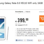 Samsung Galaxy Note 8.0 ab nchster Woche fr ab 399 verfgbar