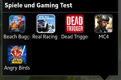 Sony Xperia Z im Spiele und Gaming Test (Video)