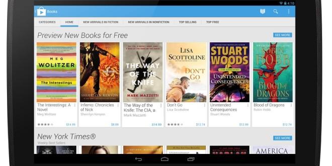 Google Play Store 4.0 steht zum Download bereit