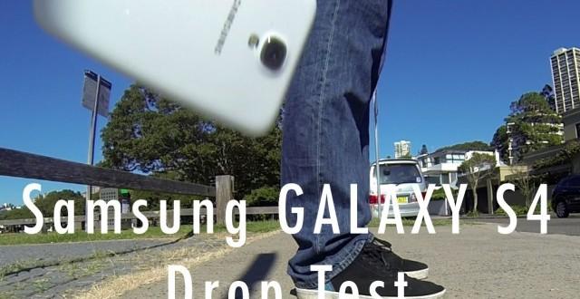 Samsung Galaxy S4 Verkaufsstart, Unboxing und Drop Test