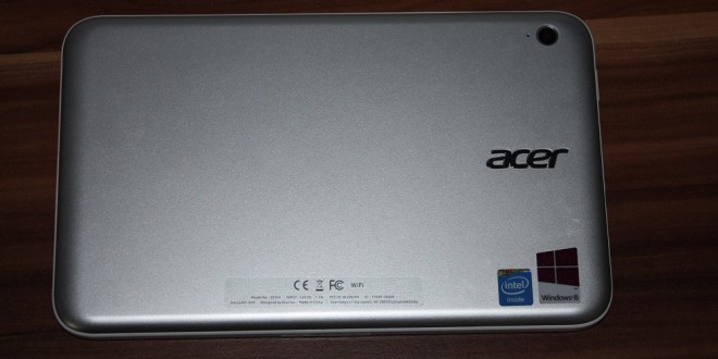 Acer Iconia W3 2-MP-Kamera 1080p-Videosample und Fotos