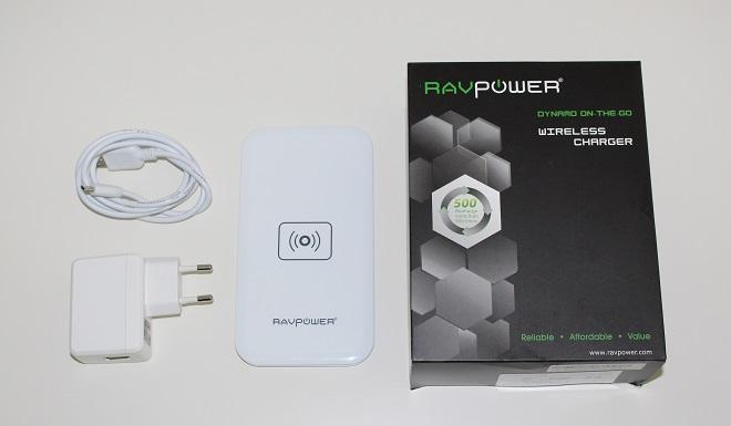 RAVPower_qi-ladegeraet_test_lieferumfang